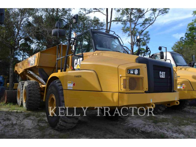 Caterpillar CAMIOANE ARTICULATE 745C equipment  photo 1