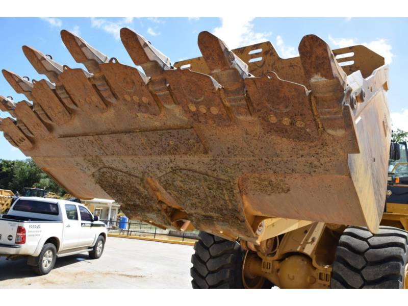 CATERPILLAR CHARGEURS SUR PNEUS/CHARGEURS INDUSTRIELS 988K equipment  photo 15