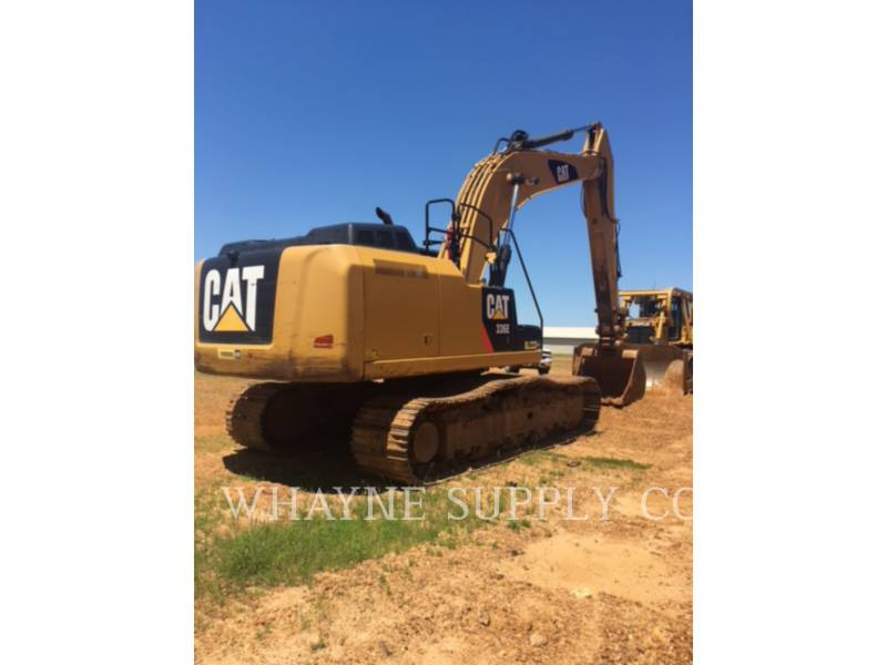 CATERPILLAR RUPSGRAAFMACHINES 336EL equipment  photo 3