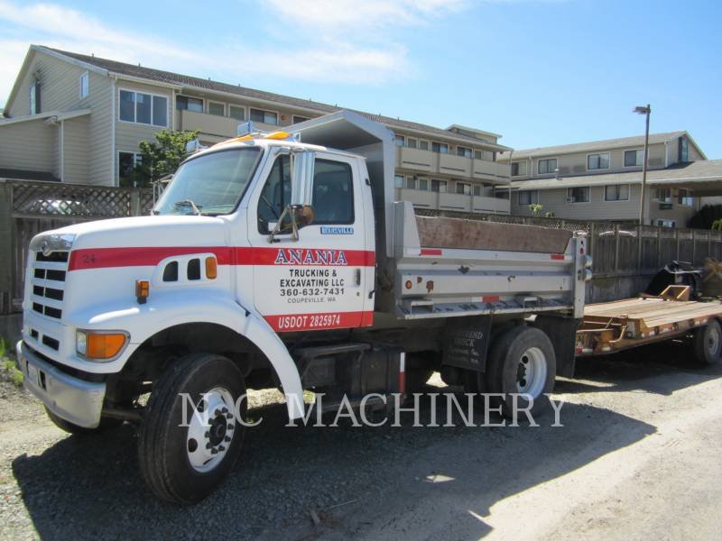 FORD ON HIGHWAY TRUCKS 5500 equipment  photo 1