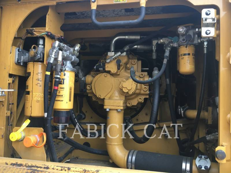 CATERPILLAR KETTEN-HYDRAULIKBAGGER 336EL equipment  photo 13