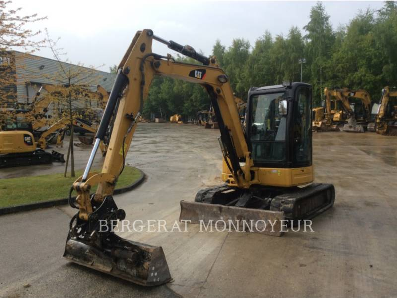 CATERPILLAR ESCAVATORI CINGOLATI 305.5ECR equipment  photo 8