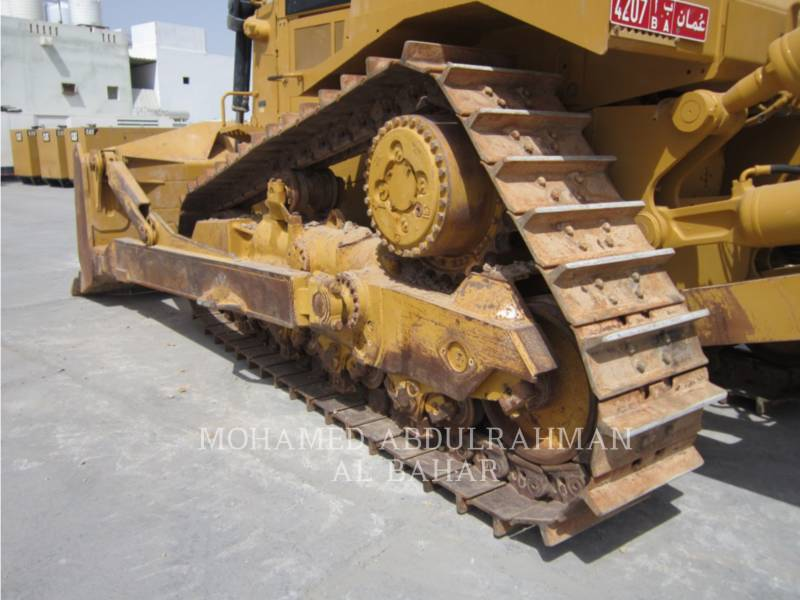 CATERPILLAR TRACK TYPE TRACTORS D8RLRC equipment  photo 9