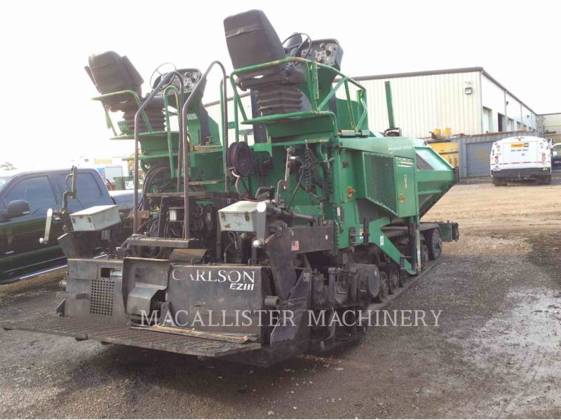 BARBER GREENE ASPHALT PAVERS AP655-C equipment  photo 3