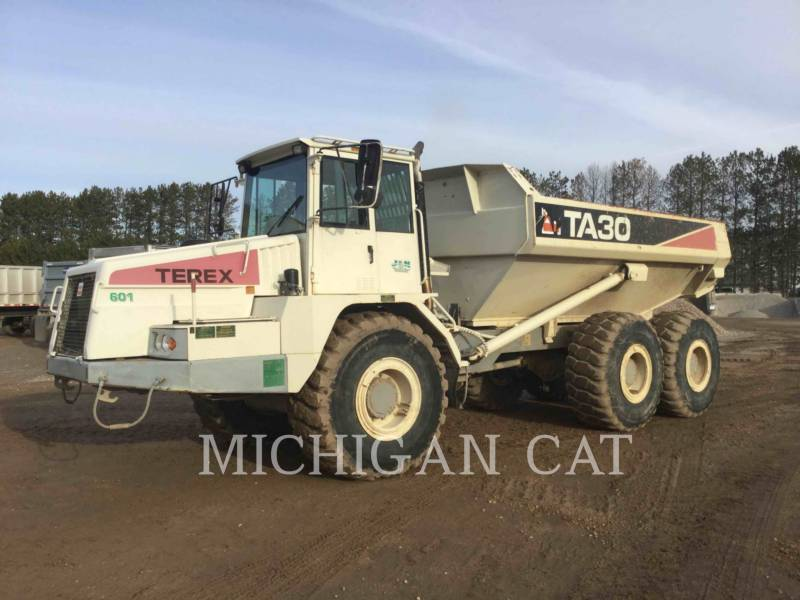 TEREX CORPORATION TOMBEREAUX ARTICULÉS TA30 equipment  photo 2