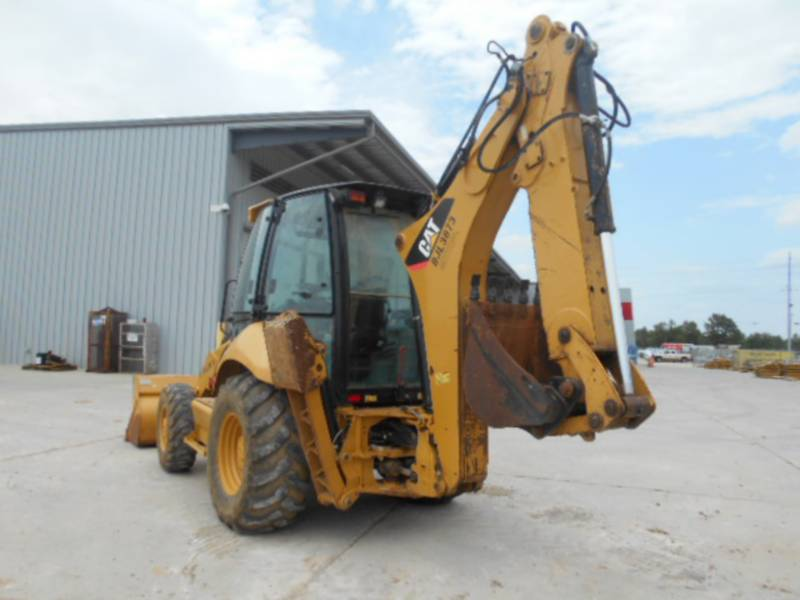 CATERPILLAR BACKHOE LOADERS 420EST equipment  photo 5