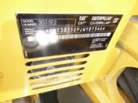 CATERPILLAR KETTEN-HYDRAULIKBAGGER 303.5E2CR equipment  photo 9