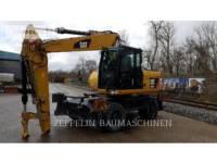 CATERPILLAR KOPARKI KOŁOWE M316D equipment  photo 2