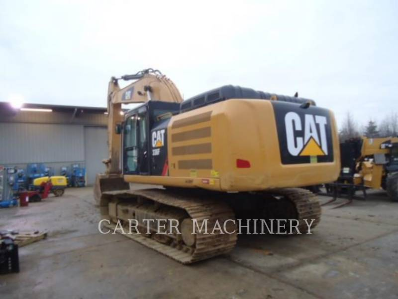 CATERPILLAR TRACK EXCAVATORS 336F 10 equipment  photo 3