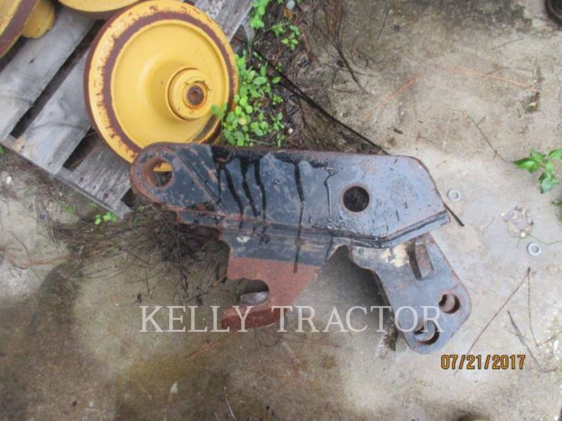 CATERPILLAR WT - QUICK COUPLER QUICK COUPLER FOR 416/420 BACKHOE LOADER equipment  photo 1