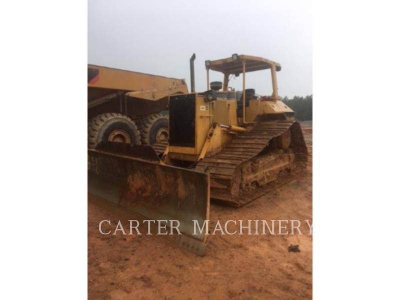 CATERPILLAR TRACTOREN OP RUPSBANDEN D6MLGP equipment  photo 4