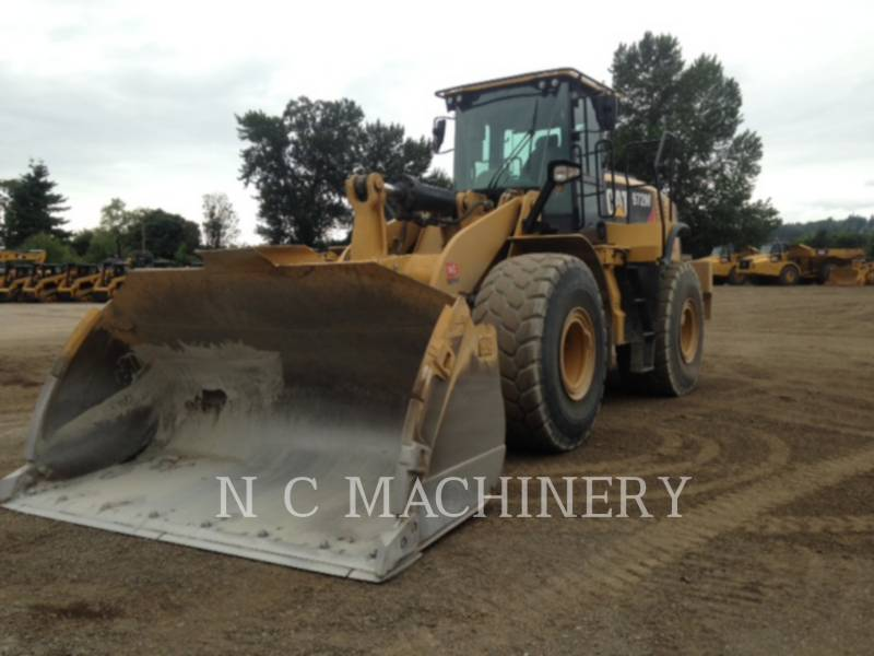 CATERPILLAR RADLADER/INDUSTRIE-RADLADER 972M equipment  photo 3