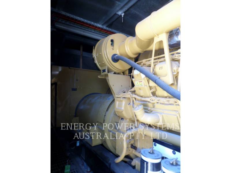 CATERPILLAR STROMERZEUGER 3516B equipment  photo 3