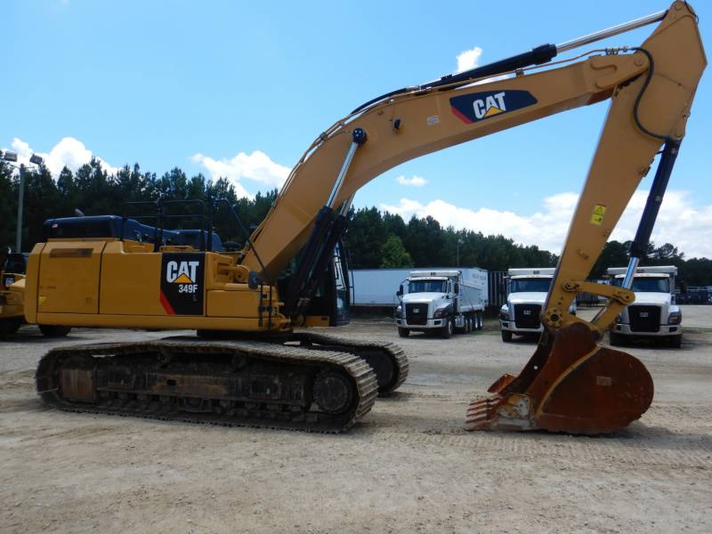 CATERPILLAR ESCAVATORI CINGOLATI 349FL equipment  photo 5