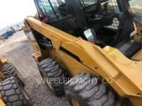 CATERPILLAR PALE COMPATTE SKID STEER 246D C3-H2 equipment  photo 3