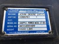 JOHN DEERE 木材装载机 2454D equipment  photo 22