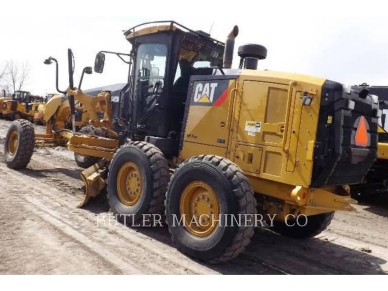 CATERPILLAR NIVELEUSES 140M2 equipment  photo 3