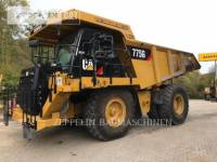 Equipment photo CATERPILLAR 775GLRC STARRE DUMPTRUCKS 1