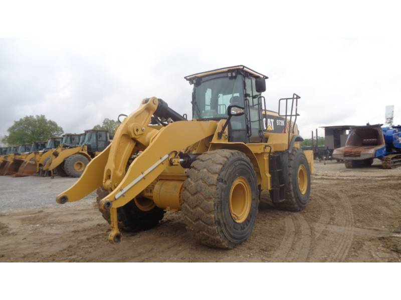 CATERPILLAR CARGADORES DE RUEDAS 972K equipment  photo 21