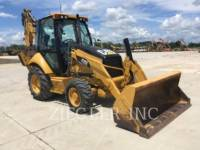 CATERPILLAR RETROESCAVADEIRAS 420E equipment  photo 1