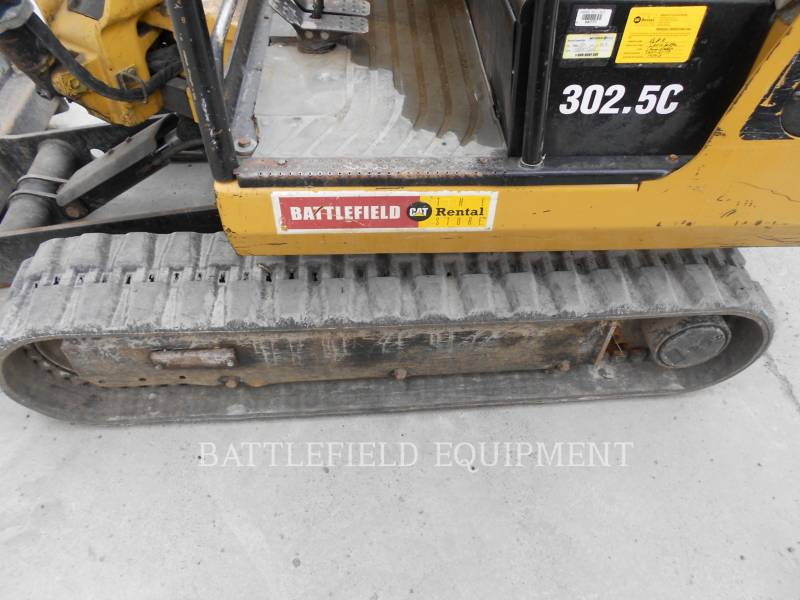CATERPILLAR PELLES SUR CHAINES 302.5C equipment  photo 10