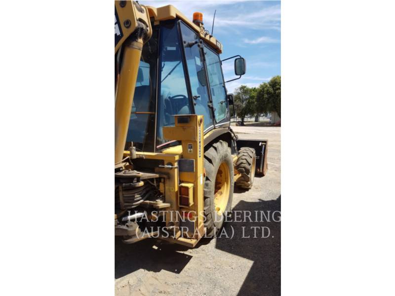 CATERPILLAR BACKHOE LOADERS 432D equipment  photo 9