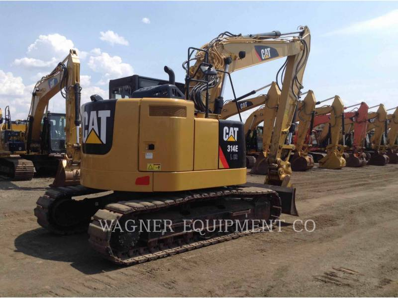 CATERPILLAR ESCAVADEIRAS 314EL CRTC equipment  photo 3
