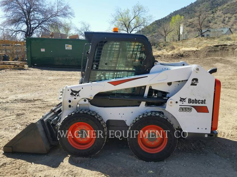 BOBCAT MINICARGADORAS S550 equipment  photo 1