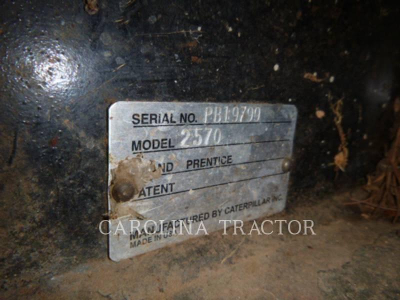 PRENTICE SILVICULTURĂ – MAŞINI DE ADUNAT COPACI – ROŢI 2570 equipment  photo 7