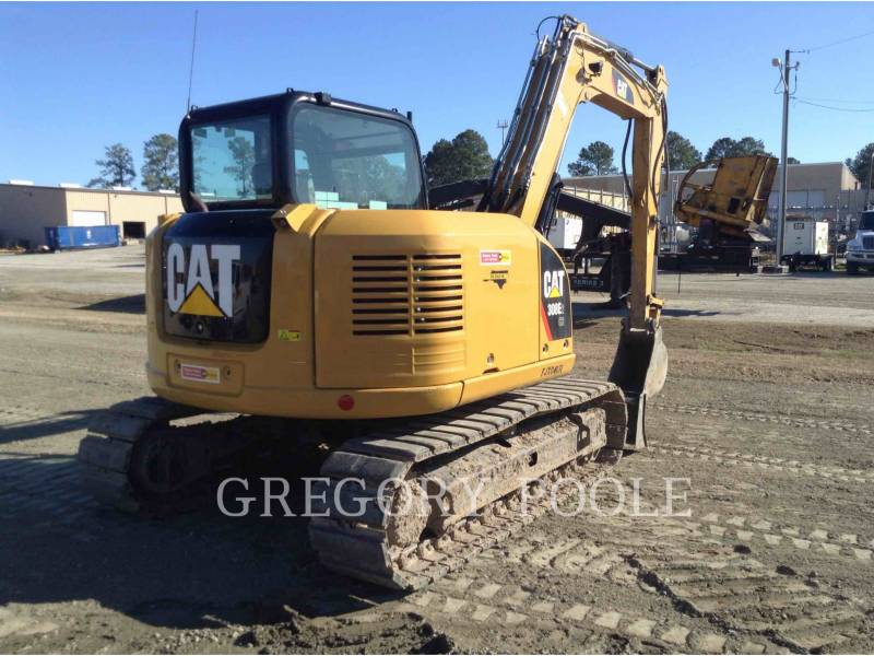 CATERPILLAR EXCAVADORAS DE CADENAS 308E2 equipment  photo 4