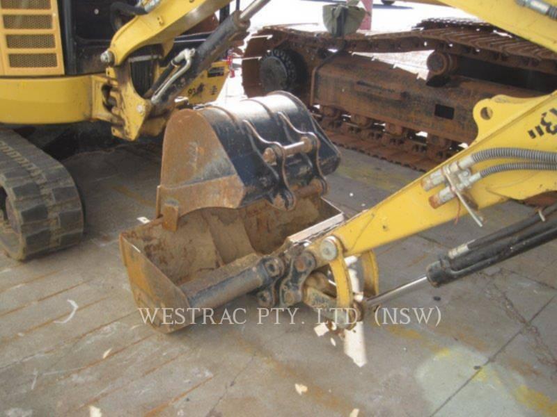CATERPILLAR PELLE MINIERE EN BUTTE 302.7D equipment  photo 7