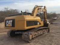 CATERPILLAR KETTEN-HYDRAULIKBAGGER 324 D L equipment  photo 5