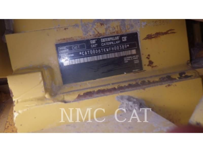 CATERPILLAR TRACTEURS SUR CHAINES D6TXL equipment  photo 6