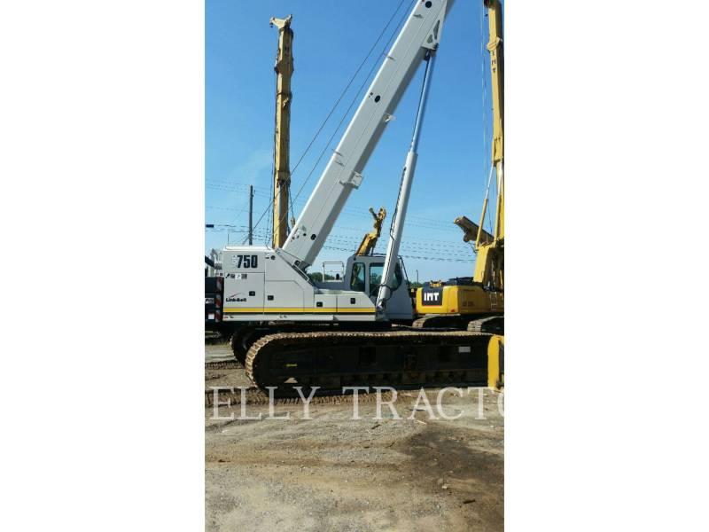 LINK-BELT CONST. GUINDASTES TCC-750 equipment  photo 4