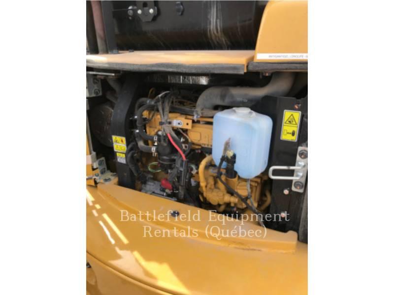 CATERPILLAR TRACK EXCAVATORS 305.5E2CR equipment  photo 14