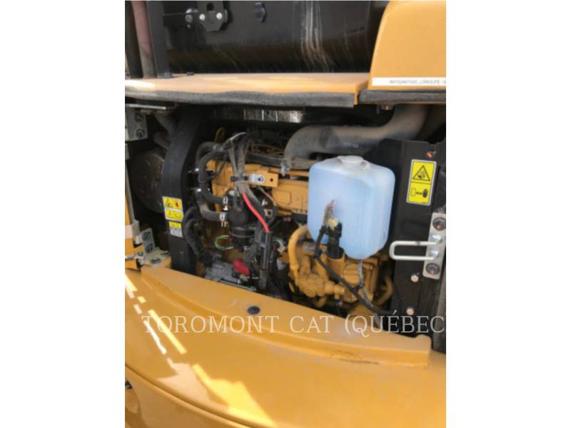 CATERPILLAR PELLES SUR CHAINES 305.5E2 CR equipment  photo 14