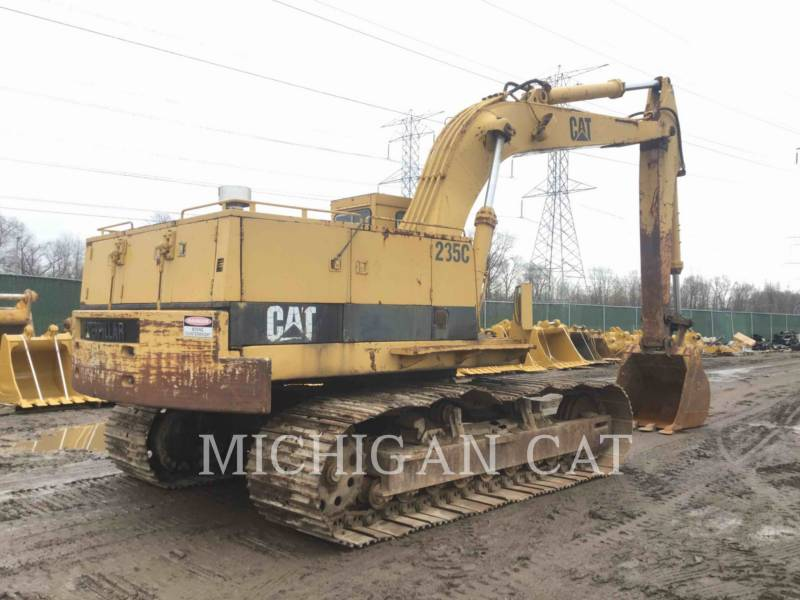 CATERPILLAR ESCAVATORI CINGOLATI 235 equipment  photo 4