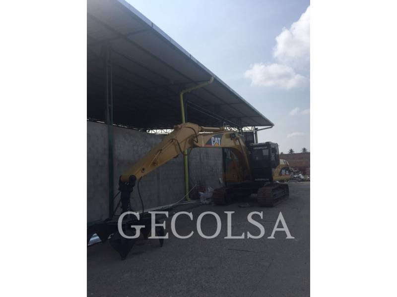 CATERPILLAR EXCAVADORAS DE CADENAS 320C equipment  photo 1
