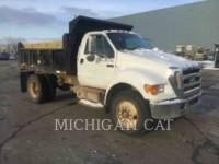 FORD TRUCK LKW F-750 equipment  photo 2