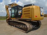 CATERPILLAR KETTEN-HYDRAULIKBAGGER 329EL equipment  photo 6
