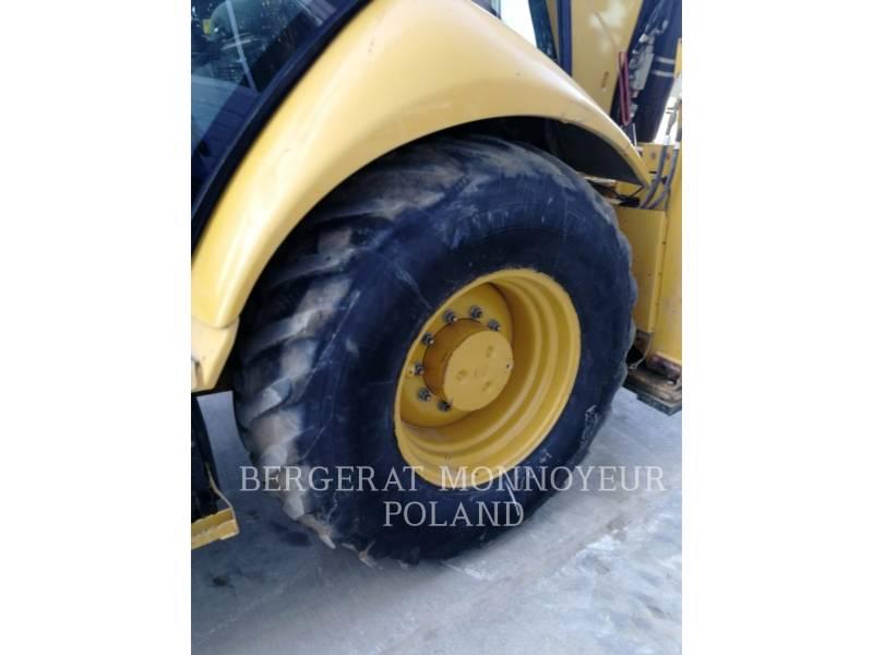 CATERPILLAR KOPARKO-ŁADOWARKI 432F equipment  photo 9