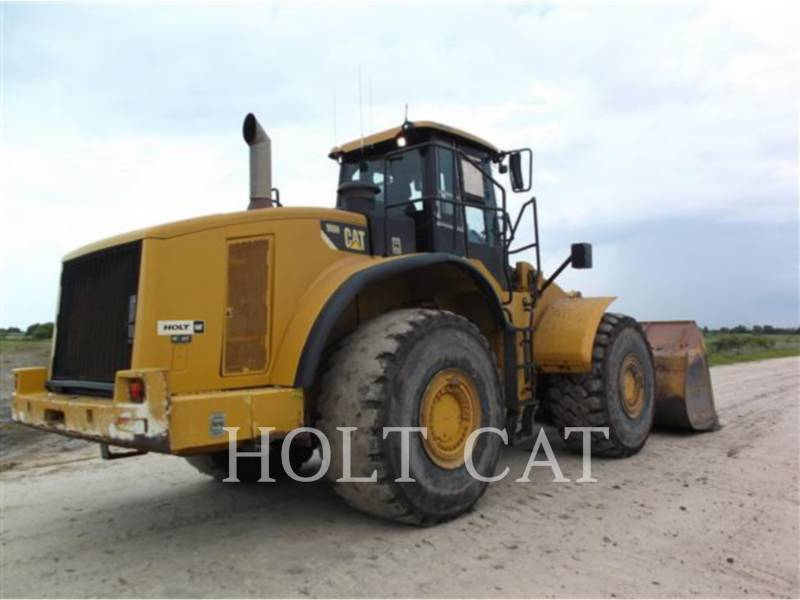 CATERPILLAR WHEEL LOADERS/INTEGRATED TOOLCARRIERS 980H equipment  photo 3