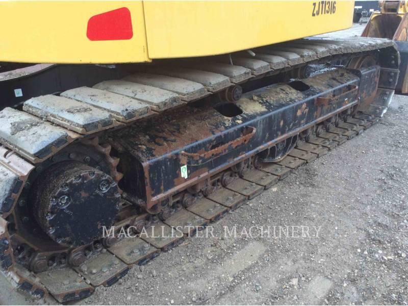 CATERPILLAR TRACK EXCAVATORS 314ELCR equipment  photo 23