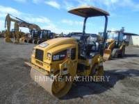 CATERPILLAR VIBRATORY DOUBLE DRUM ASPHALT CB24B equipment  photo 4