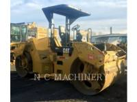 CATERPILLAR ASPHALT PAVERS CB54 equipment  photo 7