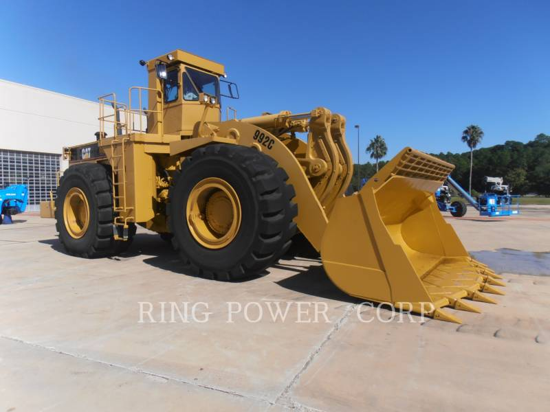 CATERPILLAR WHEEL LOADERS/INTEGRATED TOOLCARRIERS 992C equipment  photo 2