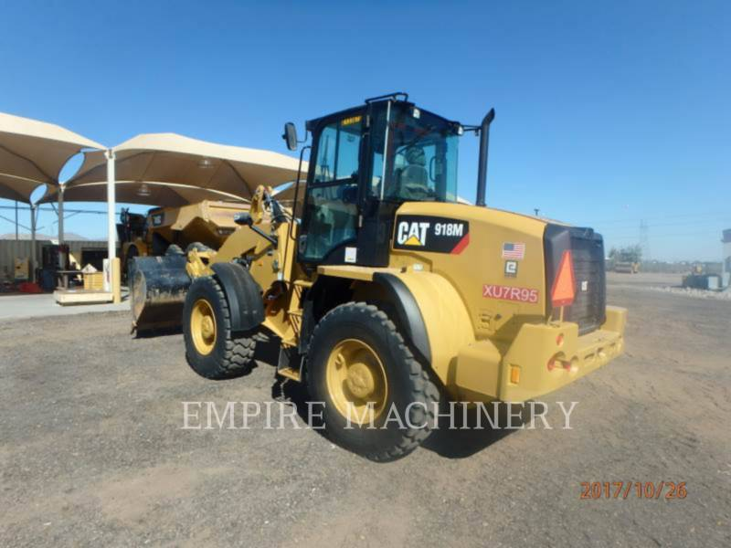CATERPILLAR RADLADER/INDUSTRIE-RADLADER 918M equipment  photo 3