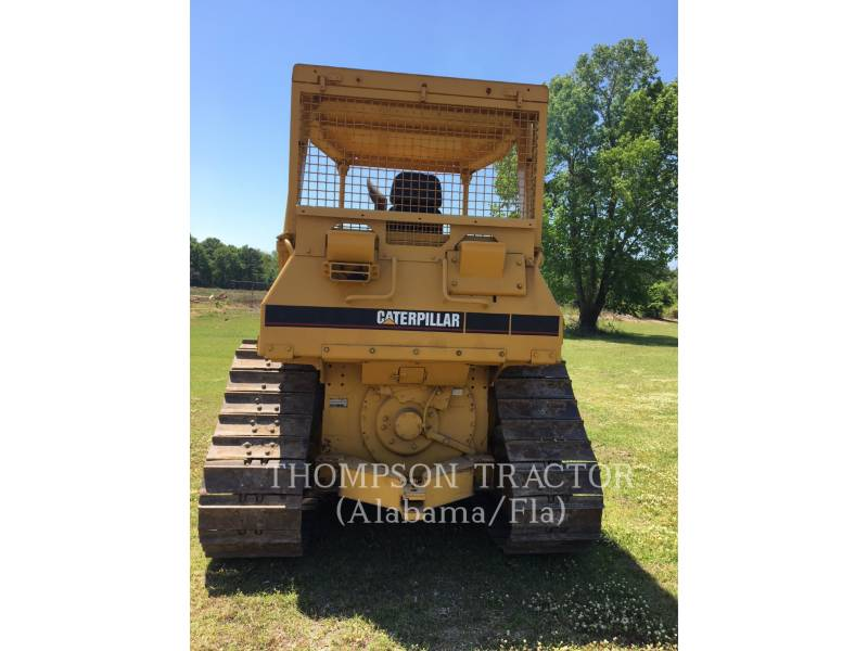 CATERPILLAR TRACK TYPE TRACTORS D4HIIIXL equipment  photo 10