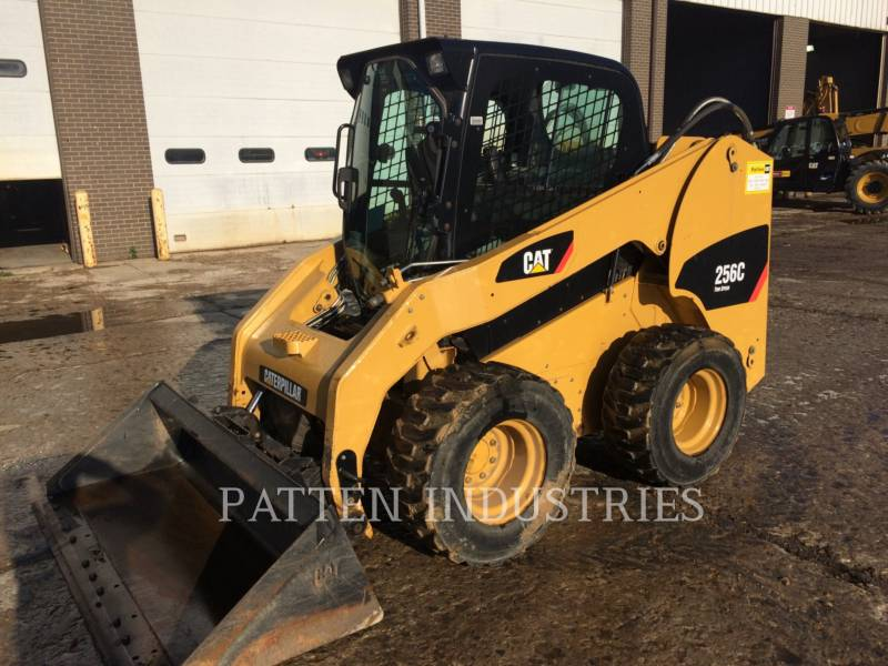 CATERPILLAR MINICARREGADEIRAS 256C 2AIRH equipment  photo 3