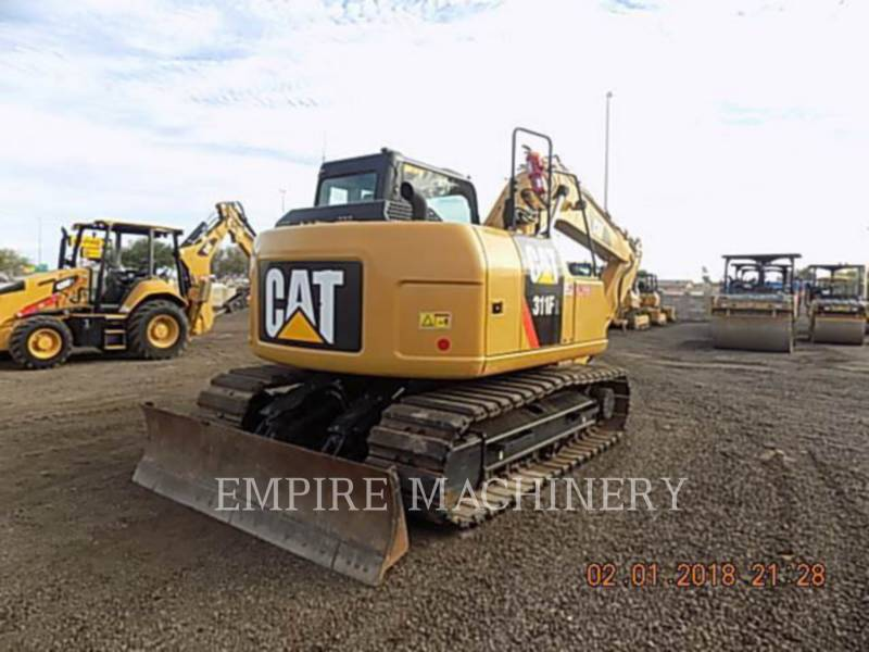 CATERPILLAR KOPARKI GĄSIENICOWE 311FLRR equipment  photo 2